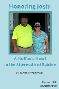 Honoring Josh--A Mother's Heart in the Aftermath of Suicide