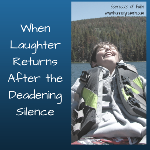 When Laughter Returns After the Deadening