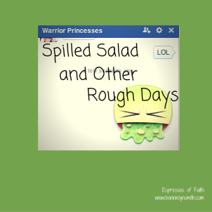 Spilled Salad and Other Rough Days_