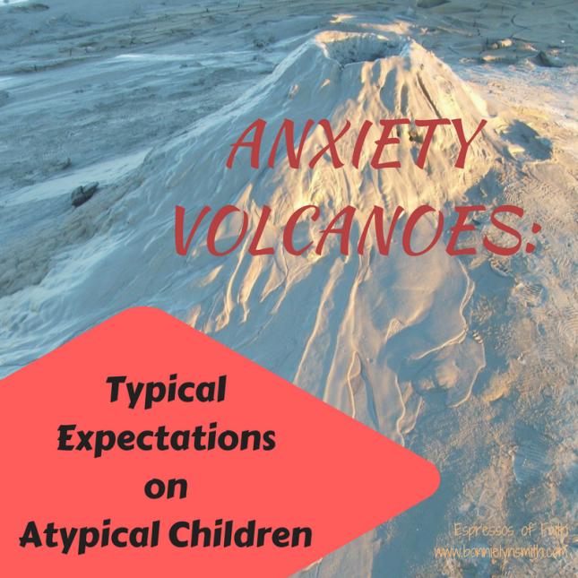 Anxiety Volcanoes