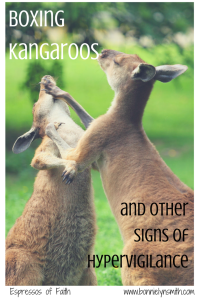 Boxing Kangaroos and Other Signs of Hypervigilance