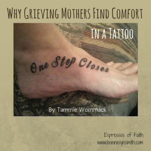 Why Grieving Mothers Find Comfort in a Tattoo