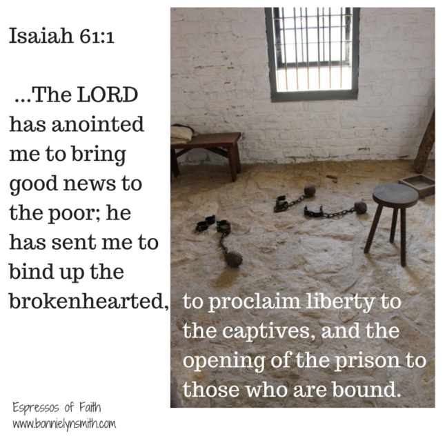 Isaiah 61_1, ESV, Isaiah the Prophet