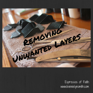 Removing Unwanted Layers