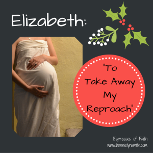 Elizabeth- To Take Away My Reproach