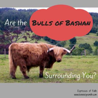 Bulls of Bashan
