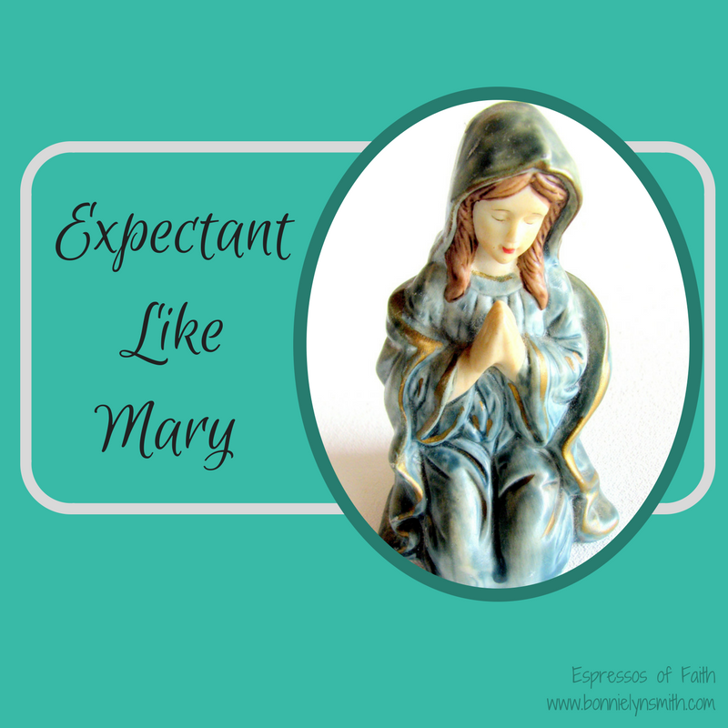 Expectant Like Mary