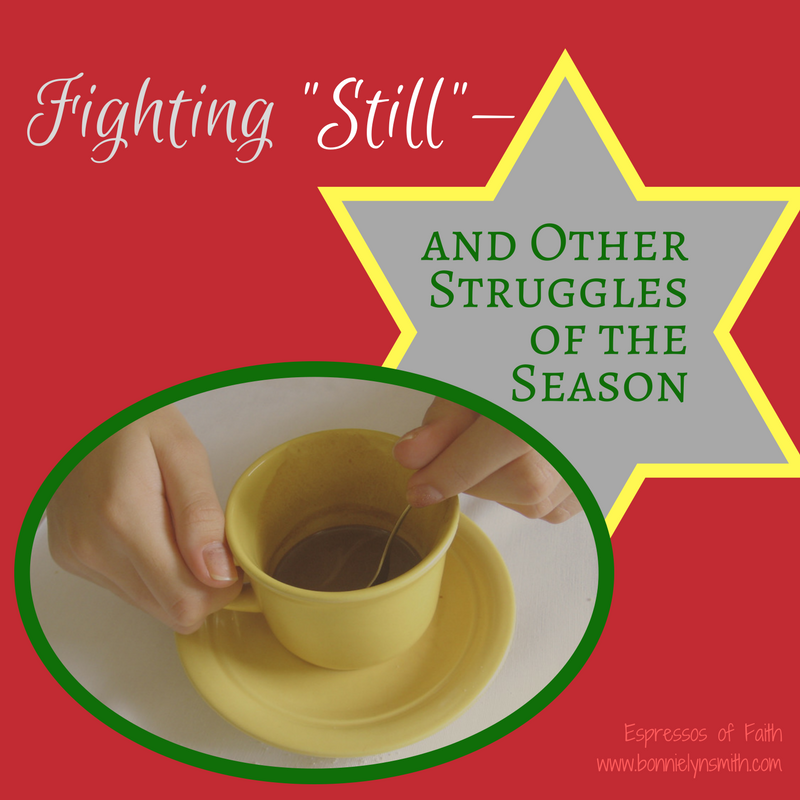 Fighting Still—and Other Struggles of the Season
