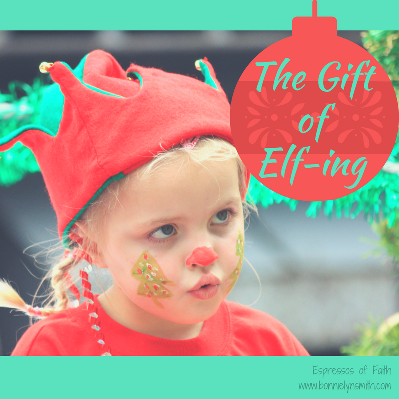 the gift of elf-ing