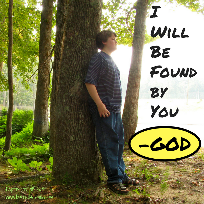 I Will Be Found by You_God