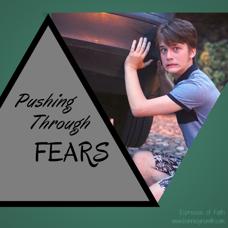 Pushing Through Fears