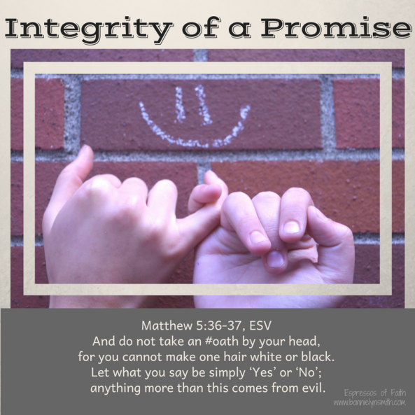 Integrity of a Promise