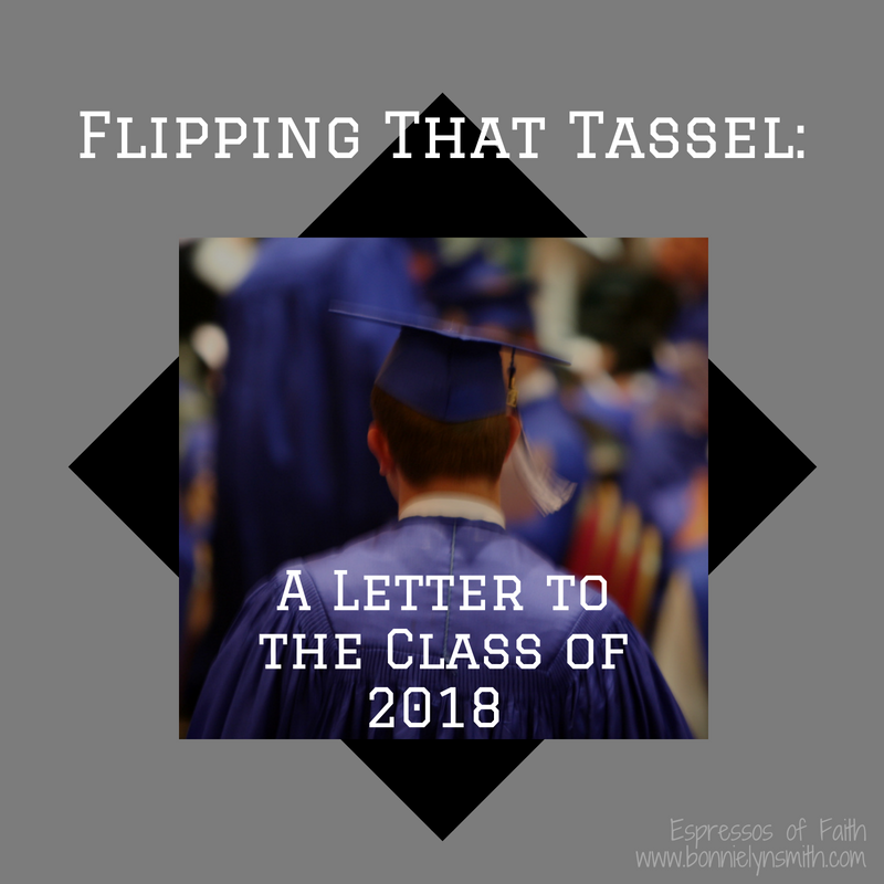 Flipping That Tassel